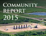 Community Report 2015