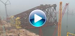 Liwan Base Construction – Spring -2013